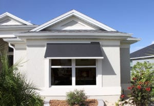 Solar Powered Eos Awnings